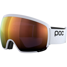 POC Orb Clarity Goggles, hydrogen white/spektris orange